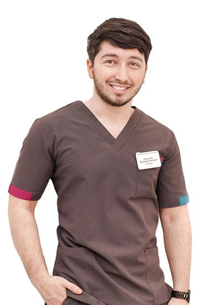 Стоматолог-терапевт, хирург, ортопед Абдуллаев М.Ю. — клиника доктора Василенко
