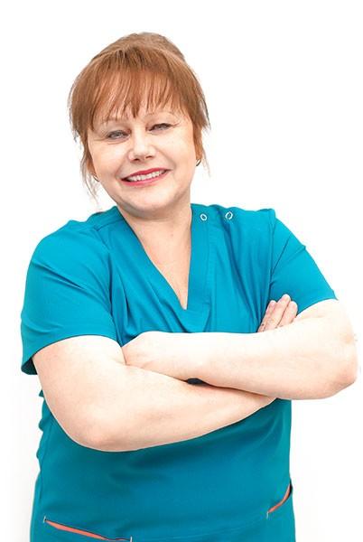Стоматолог-терапевт Халеева И.В. — клиника доктора Василенко